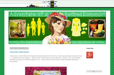 Web.Archive screenshot 1